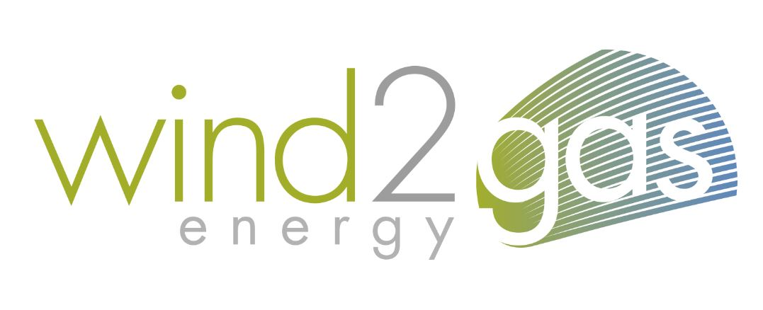 Logo-Wind to Gas Energy