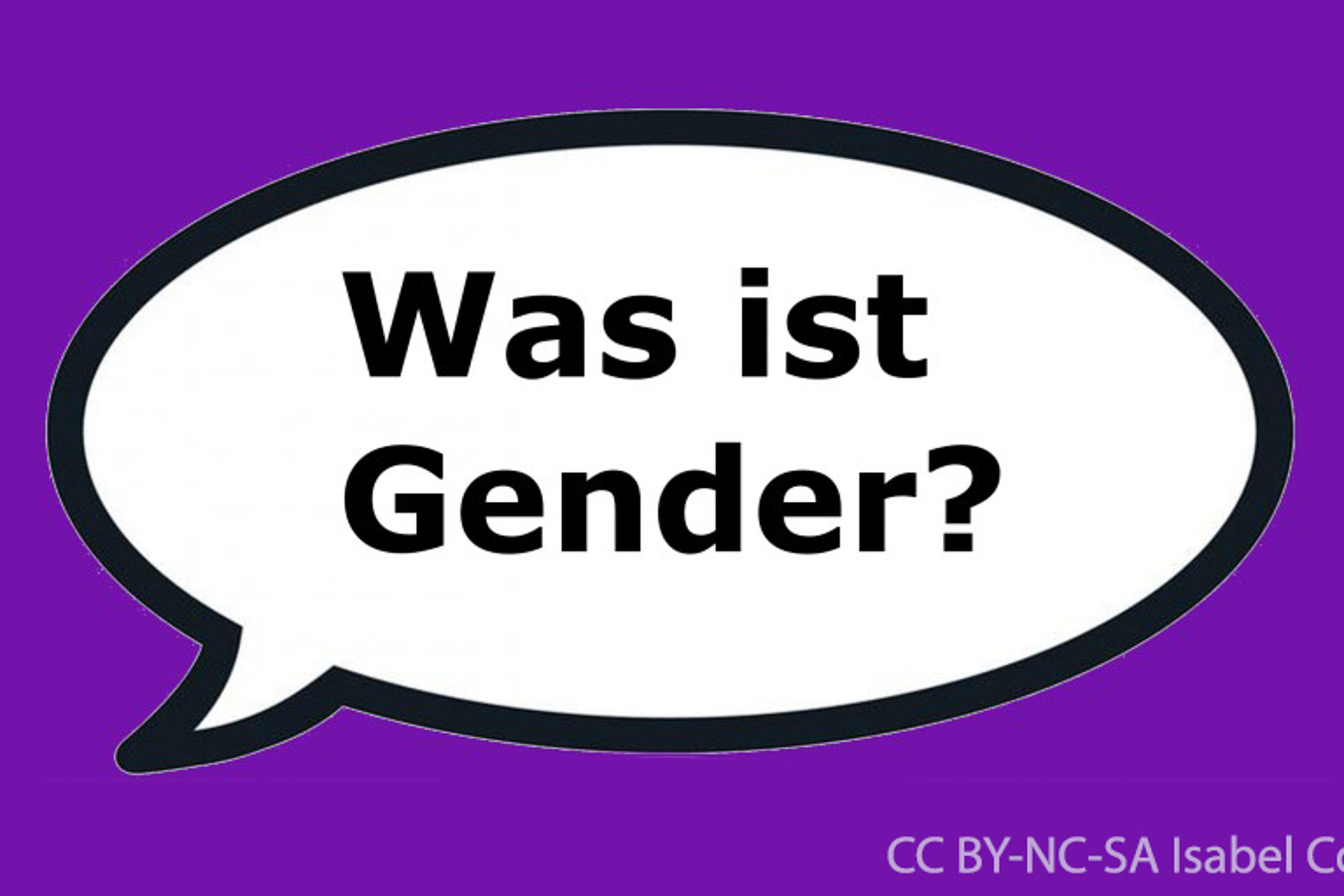 Was ist Gender?